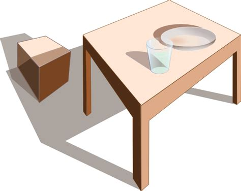 Vector Table by Table Clip Free Vector 4vector