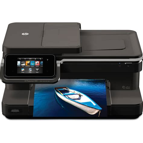 Printer Hp Officejet All In One hp photosmart 7510 e all in one color inkjet printer