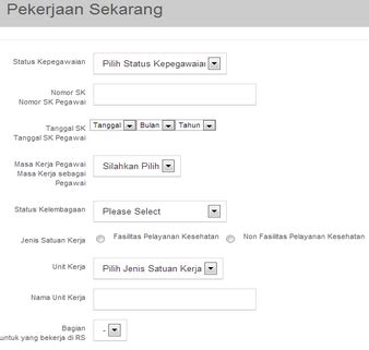 pustaka web pendaftaran rekrutmen tenaga kesehatan haji tkhi ppih 2015