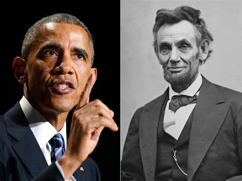 abraham lincoln and barack obama the echoes of abraham lincoln in president obama s prayer