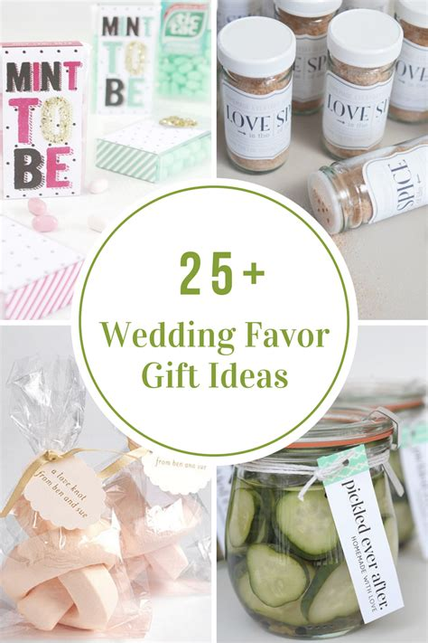 Wedding Favor by Wedding Favor Gift Ideas The Idea Room