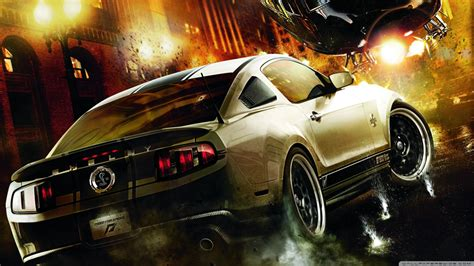 Ricer Car Wallpaper 1080p Cars by Need For Speed The Run Shelby 4k Hd Desktop Wallpaper