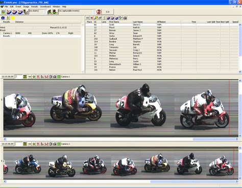 Motorradrennen Regeln by Motorsport High Speed Race Timing Systems Finishlynx