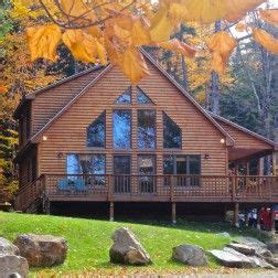 Log Cabin Vacation Spots 35 Best Ideas About Cozy Moose Lakeside Cabin Rentals On