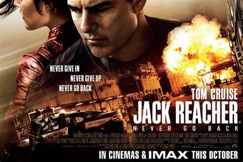 film online jack reacher win a pair of tickets to the jack reacher never go back