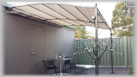 Sun Blinds Awnings by Patio Sun Shade Sail Canopy Gazebo Awning Pergola Ebay