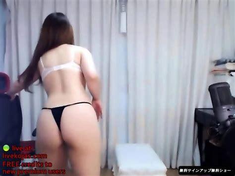 Korean Bj Teen Shows Her Sexy Ass Eporner