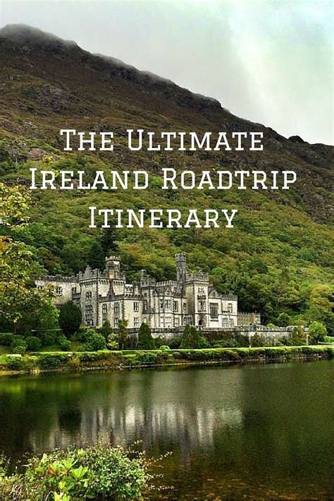 ireland travel guide top things to see and do accommodation food drink typical costs dublin connemara doolin abbeyleix glendalough dingle town galway city cashel cork city kilkenny city books ireland vacations best places to visit summervacationsin