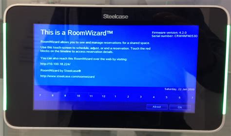 room wizard intranet of things clearbox consulting