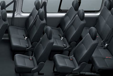 toyota hiace interior toyota hiace sale price in pakistan specs pics review