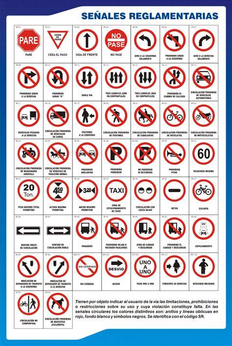 imagenes señales informativas de transito se 241 ales de transito reglamentarias mundonets