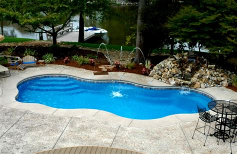 swimming pool designs backyard landscaping ideas with