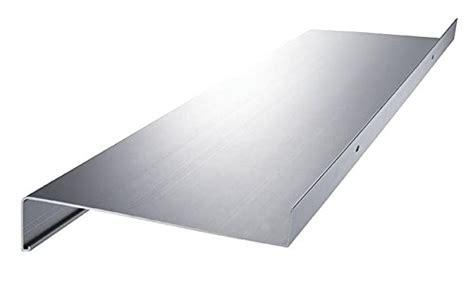 Fensterbrett Aluminium by Fensterbank Alu Preisvergleiche Erfahrungsberichte Und