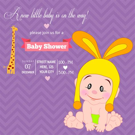 Baby Shower Clip by Free Baby Shower Clip Free Vector 215 235