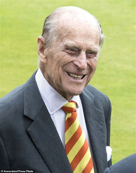 prince philip the latest prince philip jokes about advanced years daily mail online