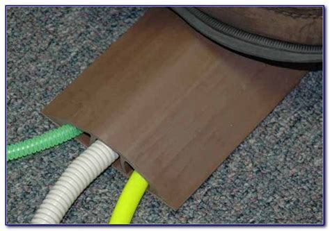 The Cable Carpet Hide Wires In Style by Hide Wires On Hardwood Floor Flooring Home Decorating