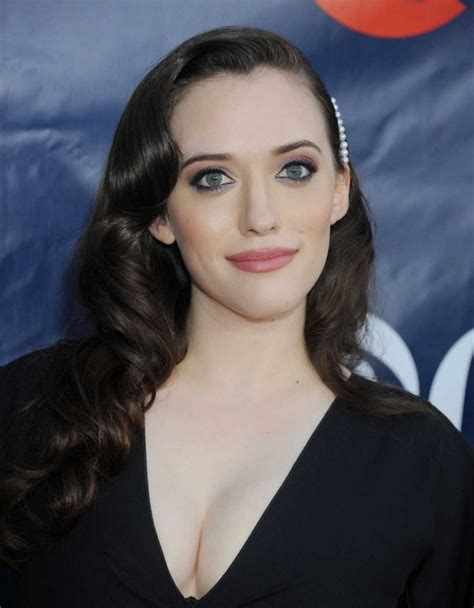 how to create kat dennings celebrity hairstyle on 2 broke girls kat dennings pictures