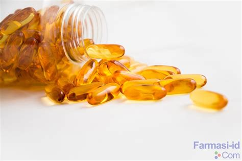Minyak Ikan Per Kapsul efek negatif minyak ikan dan minyak bunga matahari jika