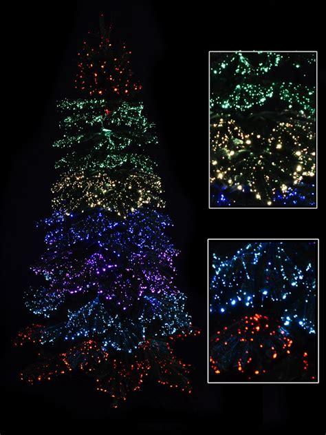 tree fibre optic australia dynamic starry static light fibre optic tree 1