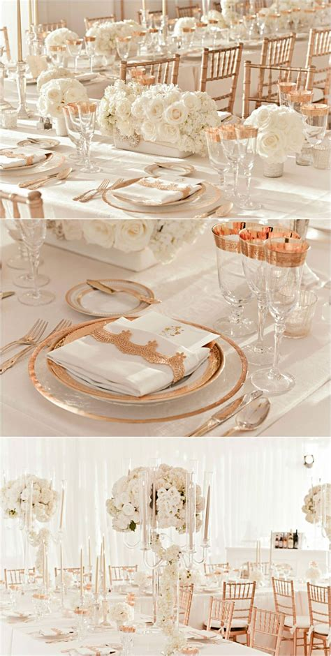 gold and ivory wedding decorations gold and ivory wedding reception decor wedding