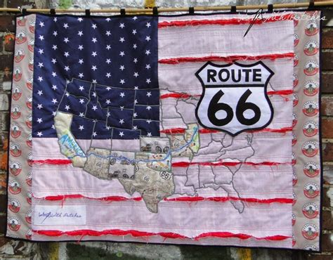 Route 66 Quilt Pattern by 151 Best Images About Route 66 Quilts On