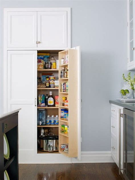 No Pantry In Kitchen Solutions by 31 Kitchen Pantry Organization Ideas Storage Solutions