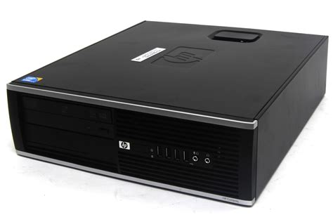 Small Desktop Pc I5 Hp Compaq 8100 Elite Review A Small Form Factor Hp