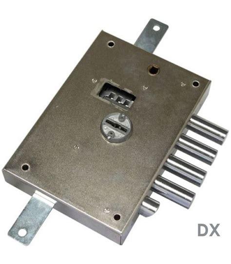 serratura per porte blindate serratura ad applicare triplice a doppia mappa per porte