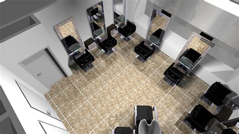Moda Salon Interiors by Moda Salon Interiors Design