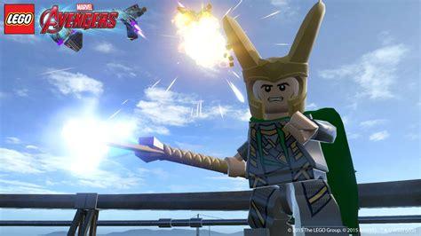 film marvel lego lego marvel s avengers gets awesome nycc trailer