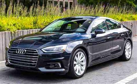 2020 Audi A5 Coupe by 2020 Audi A5 Sportback Audi Car Usa