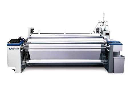 Toyota Textile New Lwt810 Water Jet Loom By Toyota Textile Machinery