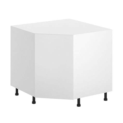 diagonal corner base kitchen cabinets fabritec 36x34 5x36 in alexandria diagonal corner base