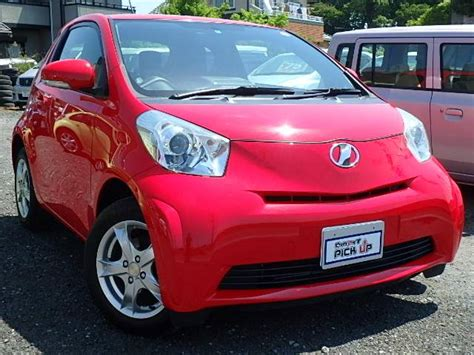 featured 2008 toyota iq 100g at j spec imports