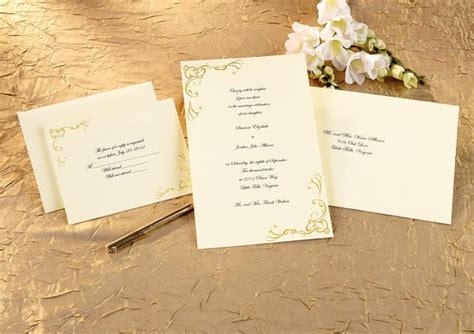 make your own wedding invitations kits best collection of wedding invitations kit theruntime