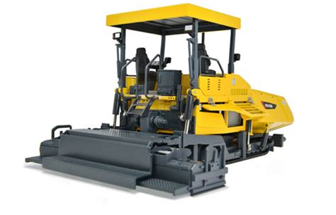 Alloy Model Series Construction 95566 1 35 scale model xcmg rp1256 asphalt paver diecast model zinc alloy model