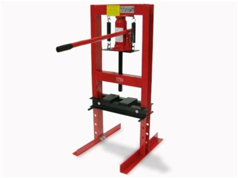 table top hydraulic press 6 ton hydraulic bench table top shop press bottle ebay