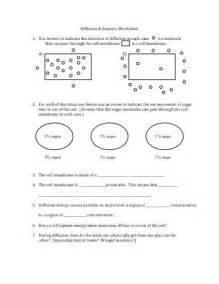 osmosis worksheets worksheets for getadating
