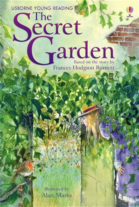 secret garden  usborne childrens books