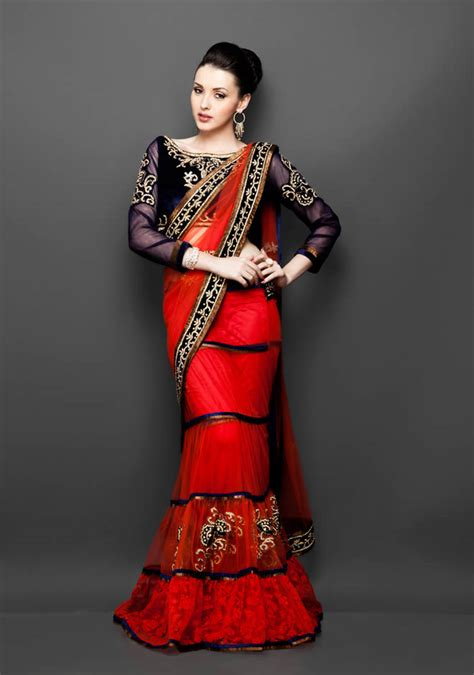 how to drape a saree pallu saree draping styles