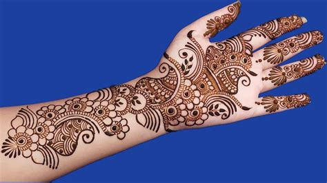 Arabic Mehndi Designs For Hands 20 Best Arabic Mehndi Art Arabic Designs For