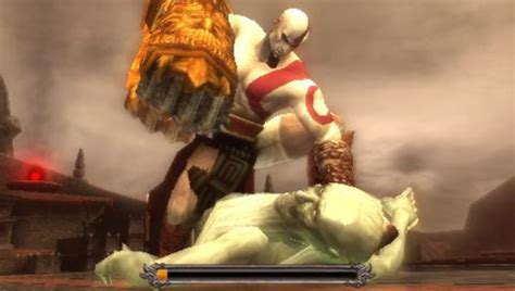 god of war chains of olympus walkthrough guide psp