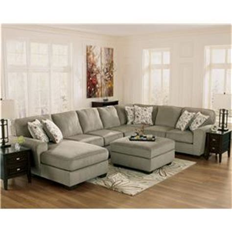 Patola Park furniture patola park patina 2 sectional with right bed mattress sale