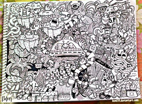 doodle design doodle designs monsters www imgkid the image