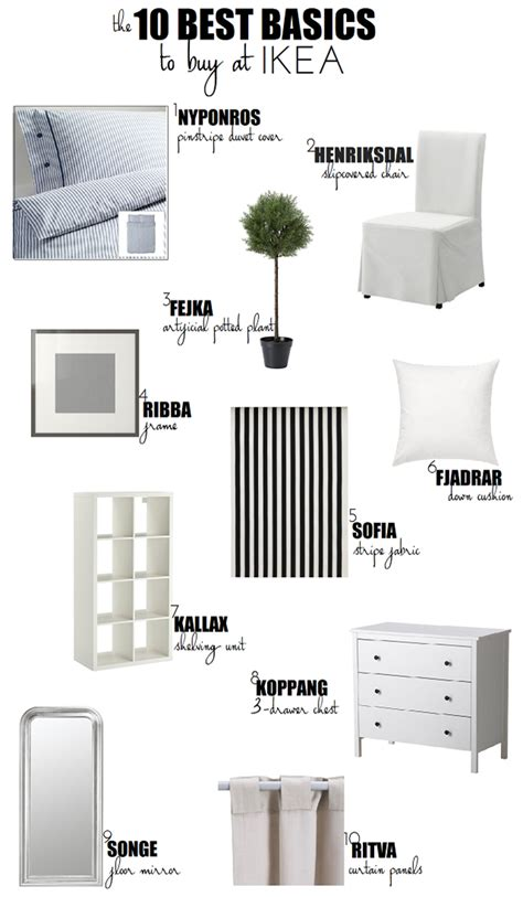 top 10 ikea products the 10 best things to buy at ikea emily a clark