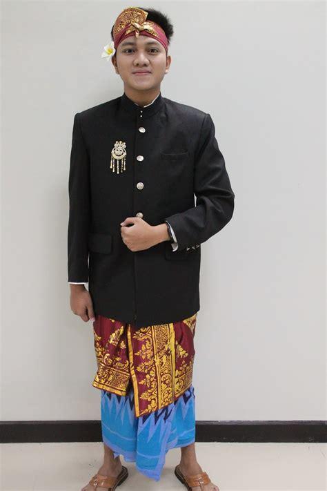 Blankon Betawi Anak quot sanggar nusantara dot quot jakarta sewa baju bali