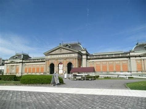 kyoto museum 京都国立博物館 正面ゲート picture of kyoto national museum kyoto