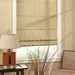 Roman Shade Home Depot - roman shades blinds amp window treatments the home depot