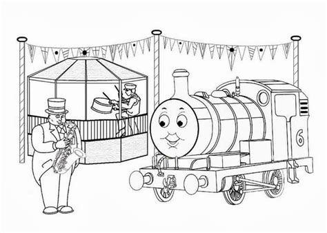 emily train coloring page free coloring pages of emily thomas