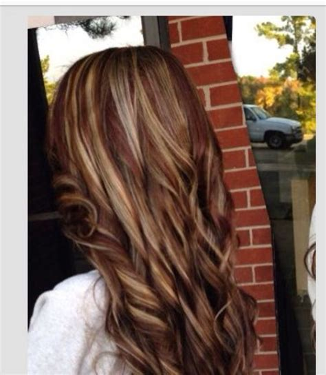 cute highlights for brunettes hair hair color hair style long hair colored hair